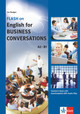 Flash on English for Business Conversations, Student's Book with downloadable MP3 Audio Files - ISBN: 9783125016910