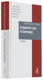 Corporate Law in Germany - ISBN: 9783406692024
