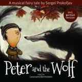 Peter and the Wolf, 1 Audio-CD - Prokofjew, Sergej - ISBN: 9783959950152