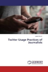Twitter Usage Practices of Journalists - Avadar, Laura - ISBN: 9783330020016
