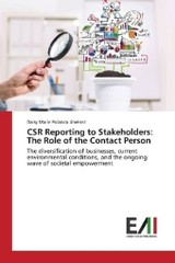CSR Reporting to Stakeholders: The Role of the Contact Person - Polanco Jiménez, Daisy Marie - ISBN: 9783639779059