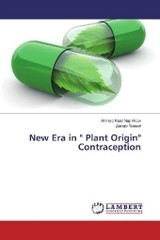 "New Era in "" Plant Origin"" Contraception - Kaid Naji Allow, Ahmed; Yousef, Zainab - ISBN: 9783330028715"