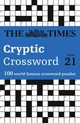 Times Cryptic Crossword Book 21 - The Times Mind Games; Browne, Richard - ISBN: 9780008173883