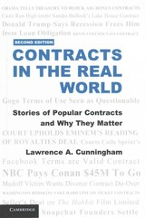 Contracts In The Real World - Cunningham, Lawrence A. - ISBN: 9781107141490