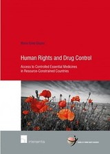 Human Rights And Drug Control - Gispen, Marie Elske - ISBN: 9781780684543