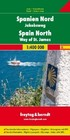 Spain North - Way Of St. James Road Map 1:400 000 - ISBN: 9783707915464