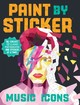 Paint By Sticker: Music Icons - Workman Publishing - ISBN: 9781523500130