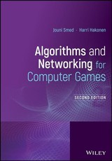 Algorithms And Networking For Computer Games - Hakonen, Harri; Smed, Jouni - ISBN: 9781119259763