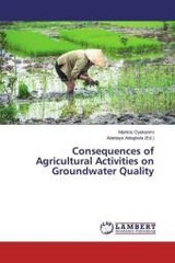Consequences of Agricultural Activities on Groundwater Quality - Oyekanmi, Martins - ISBN: 9783659978425