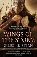 Wings Of The Storm - Kristian, Giles - ISBN: 9780552171335