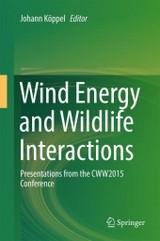 Wind Energy And Wildlife Interactions - Köppel, Johann (EDT) - ISBN: 9783319512709