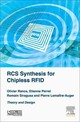 Rcs Synthesis For Chipless Rfid - Lemaitre-auger, Pierre (grenoble Institute Of Technology, France); Siragusa... - ISBN: 9781785481444