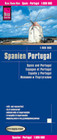 Reise Know-How Landkarte Spanien, Portugal 1:900.000 - ISBN: 9783831773930