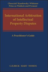 International Arbitration of Intellectual Property Disputes - ISBN: 9783406694219