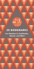 Short Stack 30 Bookmarks: For Notation In Cookbooks, Novels, And More - Fauchald, Nick - ISBN: 9781419724206