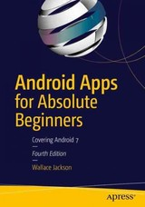Android Apps For Absolute Beginners - Jackson, Wallace - ISBN: 9781484222676