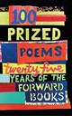 100 Prized Poems - Sieghart, William - ISBN: 9780571333172