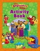 Beginner's Bible Activity Book - Zondervan - ISBN: 9780310759799