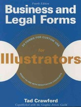 Business And Legal Forms For Illustrators - Crawford, Tad - ISBN: 9781621534884
