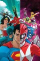 Justice Leaguepower Rangers Hc - Taylor, Tom - ISBN: 9781401272005