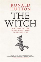 Witch - Hutton, Ronald - ISBN: 9780300229042