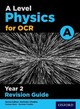 Ocr A Level Physics A Year 2 Revision Guide - Chadha, Gurinder - ISBN: 9780198357780