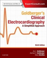 Goldberger's Clinical Electrocardiography - Goldberger, Zachary D.; Shvilkin, Alexei; Goldberger, Ary L. - ISBN: 9780323401692