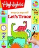 Let's Trace - Highlights (CRT) - ISBN: 9781629798448