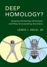 Deep Homology? - Held, Jr, Lewis I. (texas Tech University) - ISBN: 9781107147188
