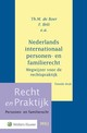 Nederlands internationaal personen- en familierecht - Th. M. de Boer; F. Ibili - ISBN: 9789013139914