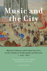 Music and the city - ISBN: 9789461661425