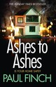 Ashes To Ashes - Finch, Paul - ISBN: 9780008252366