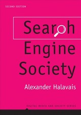 Search Engine Society - Halavais, Alexander - ISBN: 9781509516827