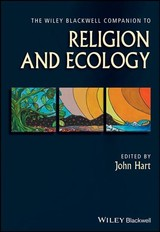 Wiley Blackwell Companion To Religion And Ecology - ISBN: 9781119329862