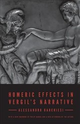 Homeric Effects In Vergil's Narrative - Barchiesi, Alessandro - ISBN: 9780691176123