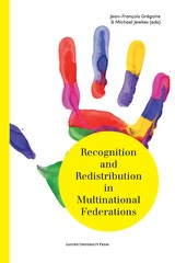 Recognition and redistribution in multinational federations - ISBN: 9789461661746