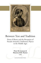 Between text and tradition - ISBN: 9789461662002