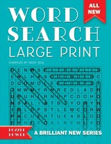 Word Search Large Print - Seal, Daisy - ISBN: 9781786645616