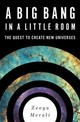 A Big Bang In A Little Room - Merali, Zeeya - ISBN: 9780465065912