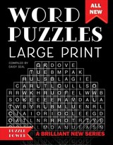 Word Puzzles Large Print - Seal, Daisy - ISBN: 9781786645623