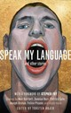Speak My Language, And Other Stories - Hojer, Torsten - ISBN: 9781472119971