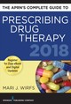 The APRNâs Complete Guide To Prescribing Drug Therapy 2018 - Wirfs, Mari J., Ph.D., R.N. - ISBN: 9780826166586