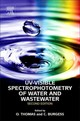 Uv-visible Spectrophotometry Of Water And Wastewater - ISBN: 9780444638977