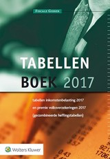 Tabellenboek 2017 - Eikelboom & De Bondt - ISBN: 9789013144178