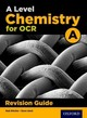 Ocr A Level Chemistry A Revision Guide - Poole, Emma; Ritchie, Rob - ISBN: 9780198351993