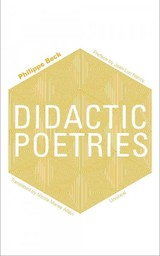 Didactic Poetries - Beck, Philippe - ISBN: 9781937561680