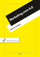 Marketing.com 4.0 - Wim van der Mark - ISBN: 9789001877552