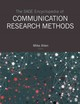 Sage Encyclopedia Of Communication Research Methods - Allen, Mike (EDT) - ISBN: 9781483381435