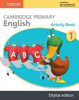 Cambridge Primary English, Cambridge Primary English Activity Book Stage 1 Digital edition - Ruttle, Kate; Budgell, Gill - ISBN: 9781107555099