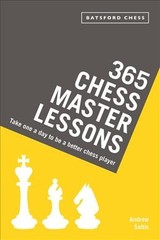 365 Chess Master Lessons - Soltis, Andrew - ISBN: 9781849944342